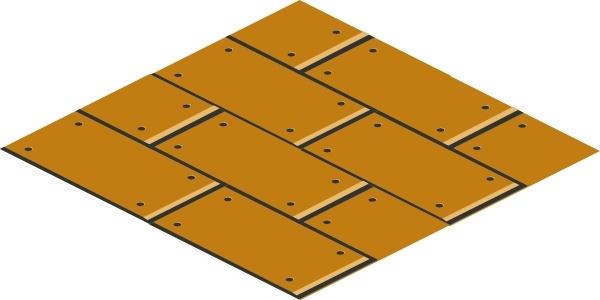 Isometric Floor Tile clip art Free vector in Open office.
