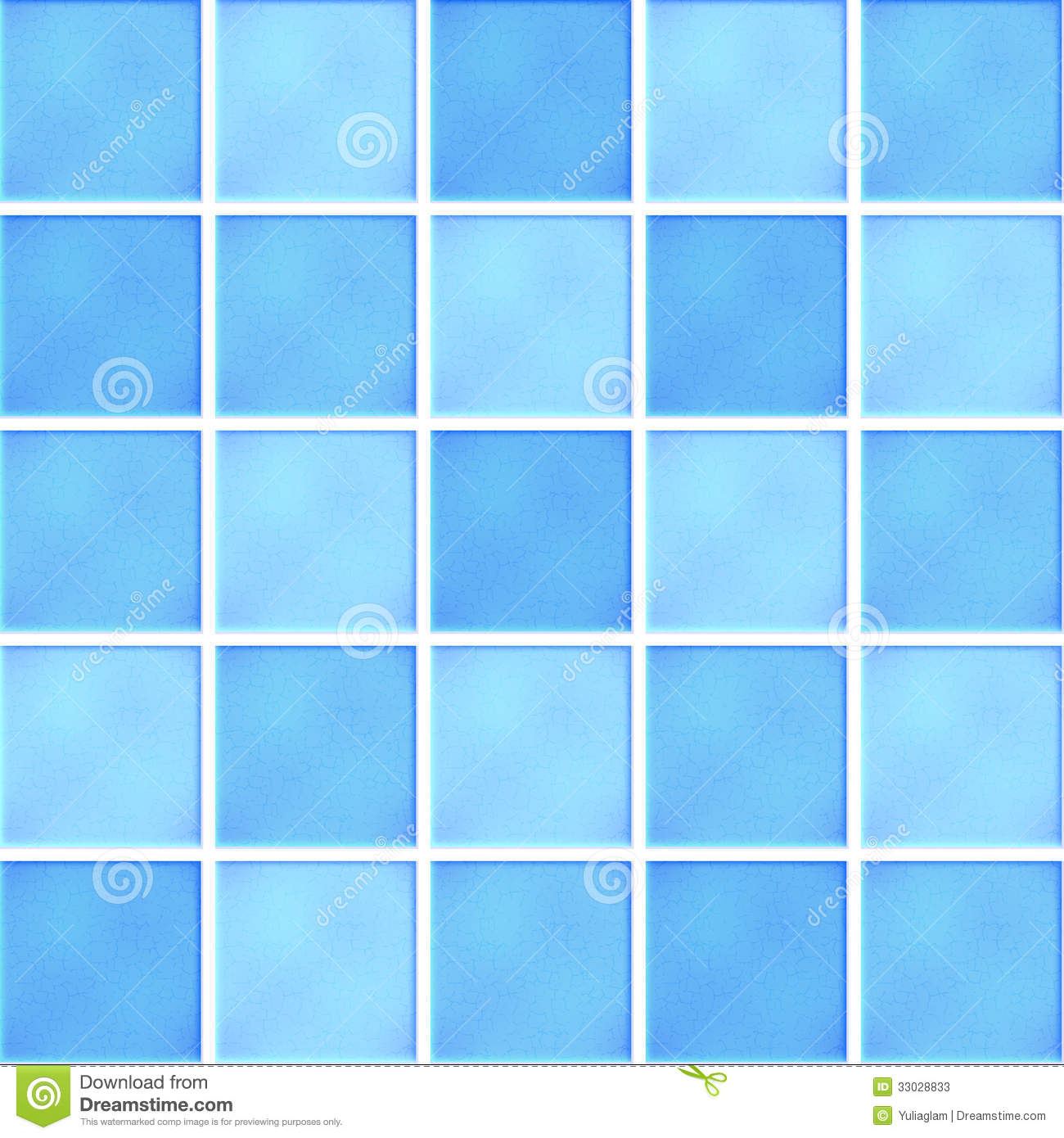 Clip Art of Floor Tile.