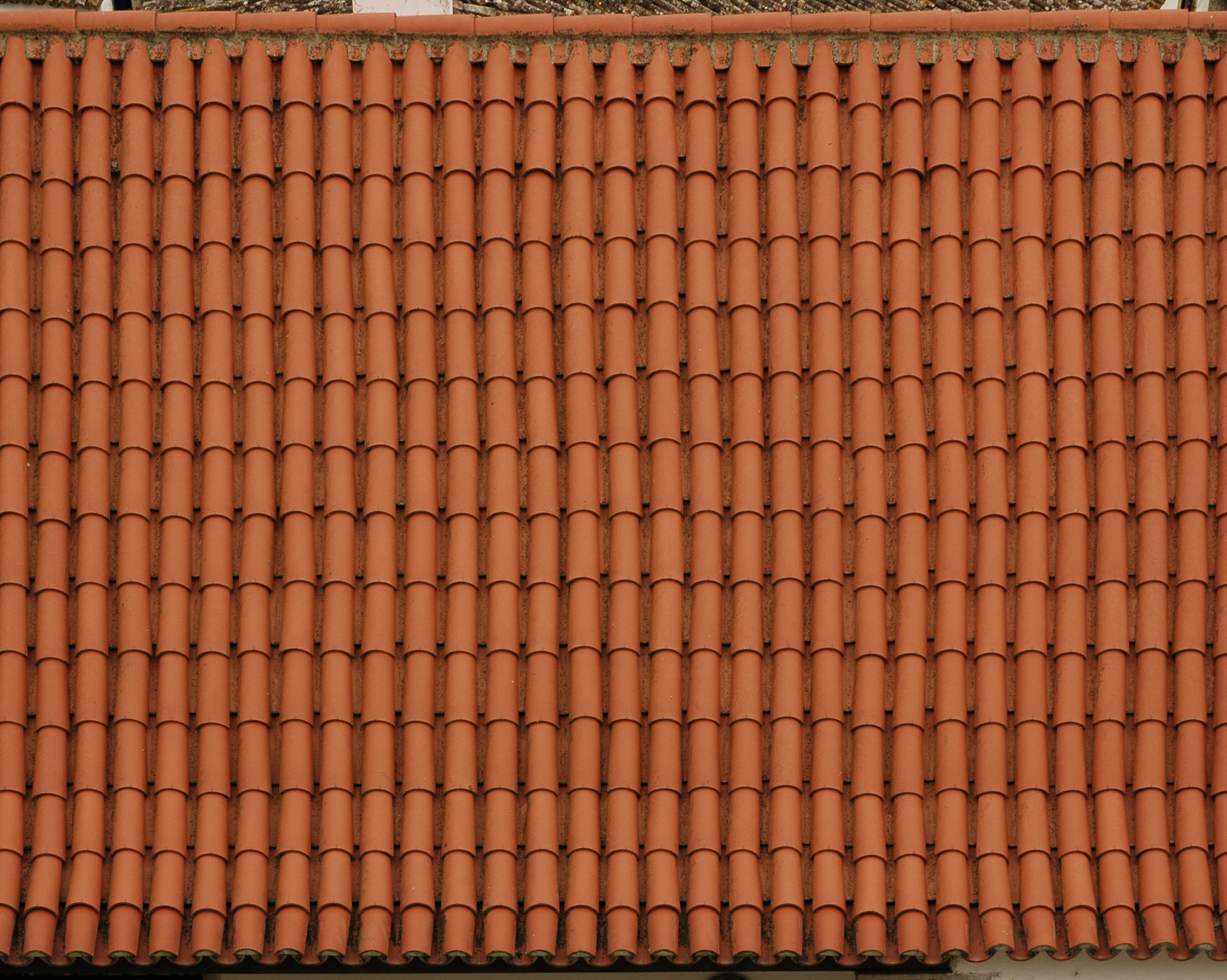 roofing roof tile texture.