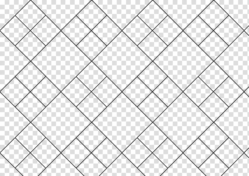 Fishnet Patterns, black spiral tiles illustration.