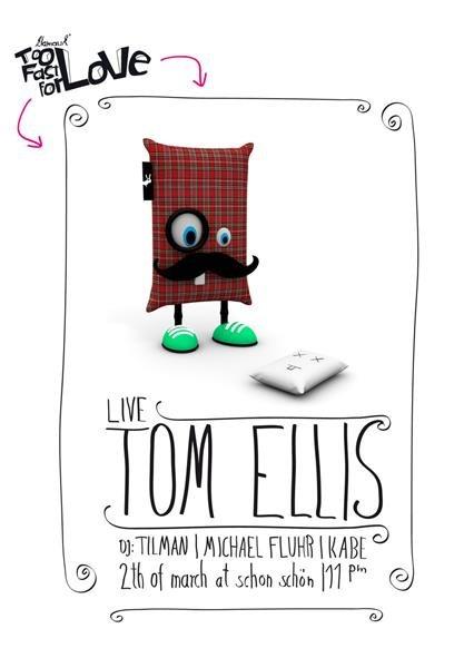 "klamauk°» Blog Archive » klamauk° ""too fast for love"" mit Tom."