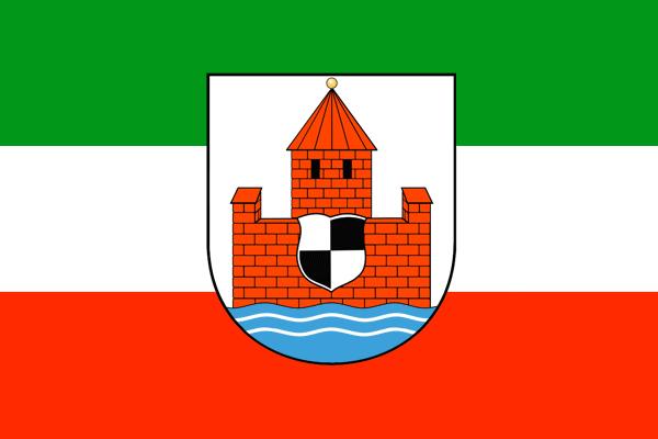 Flag of Sovetsk (Tilsit), Russia : vexillology.