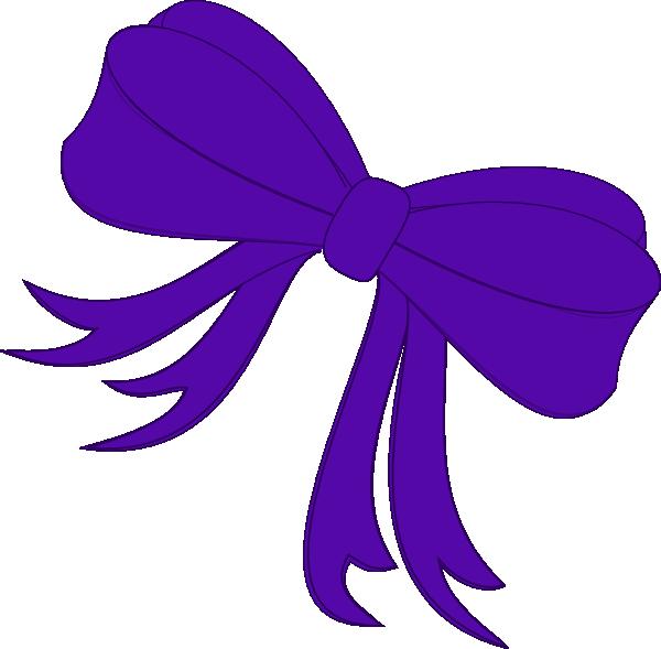 Tilted Bow Clip Art at Clker.com.