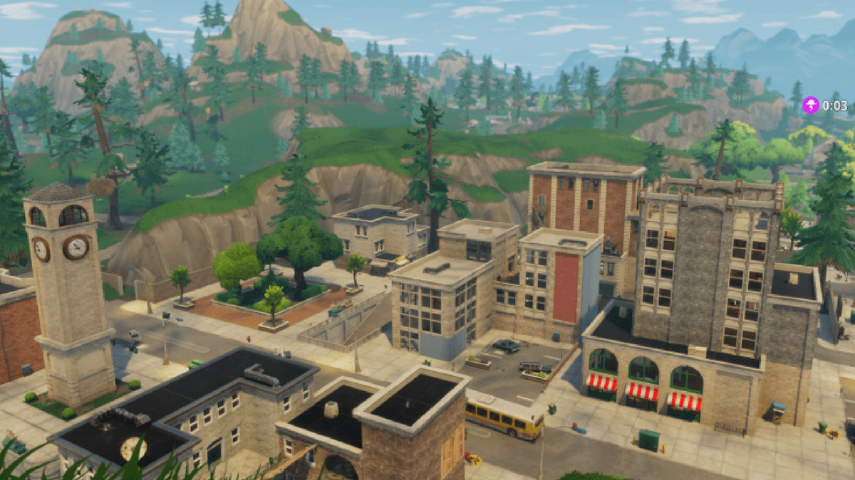 TILTED TOWERS OLD.