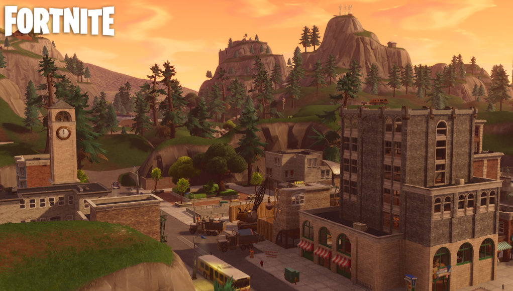 Fortnite leak suggests Tilted Towers could get destroyed.