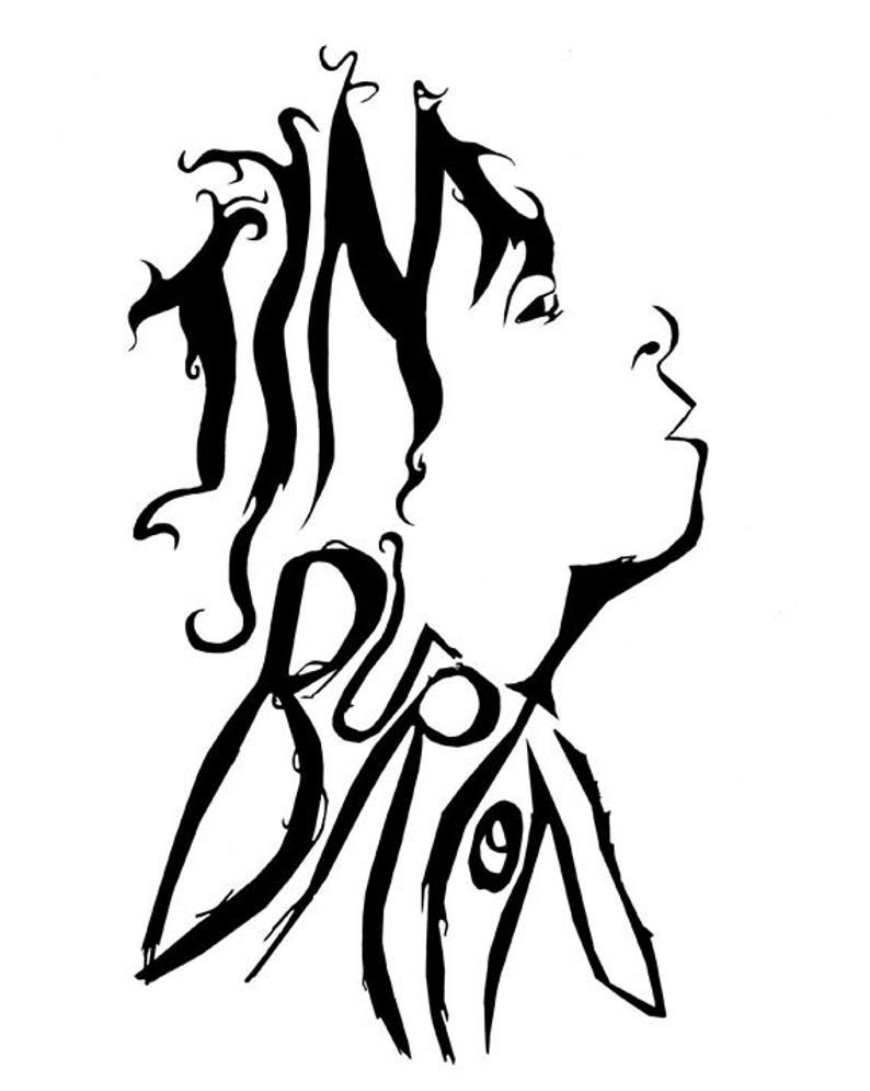 Tim Burton Drawings.