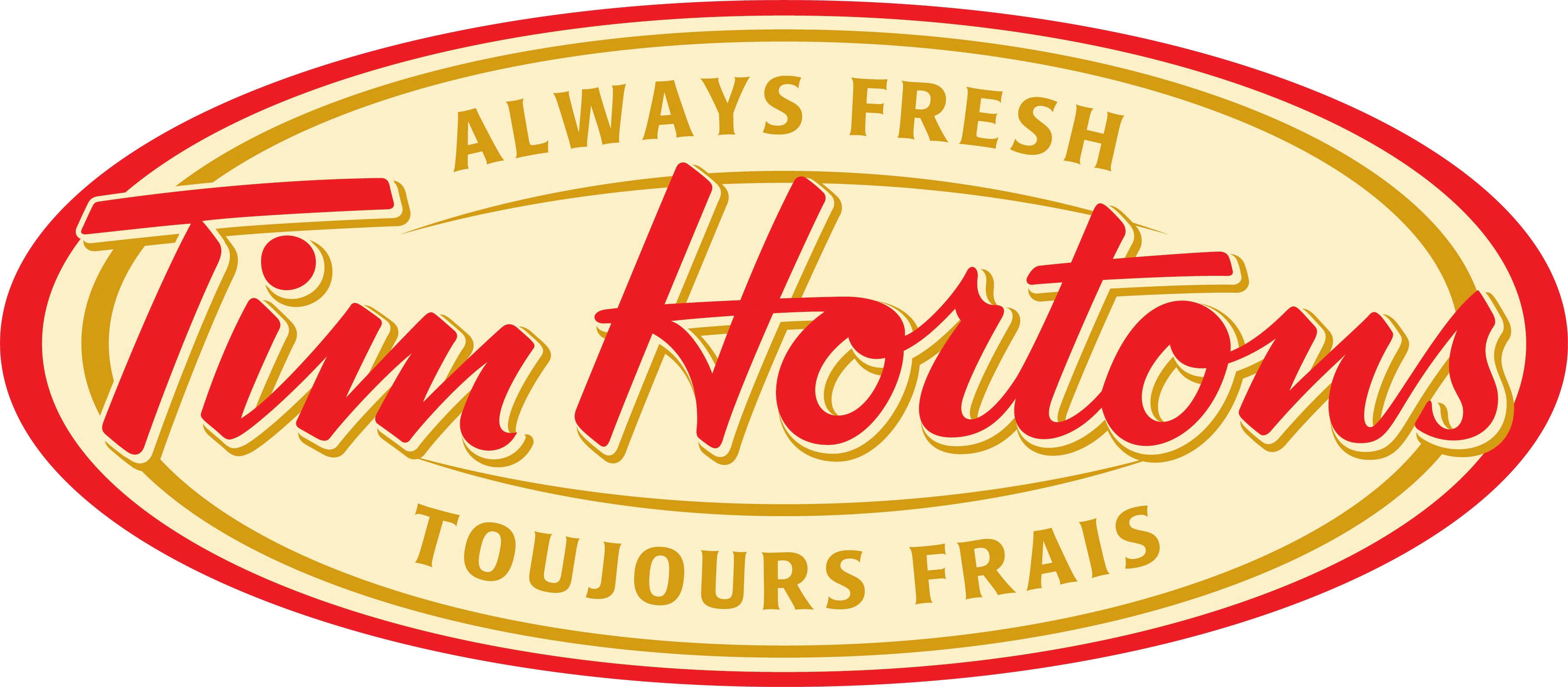 Tim hortons Logos.