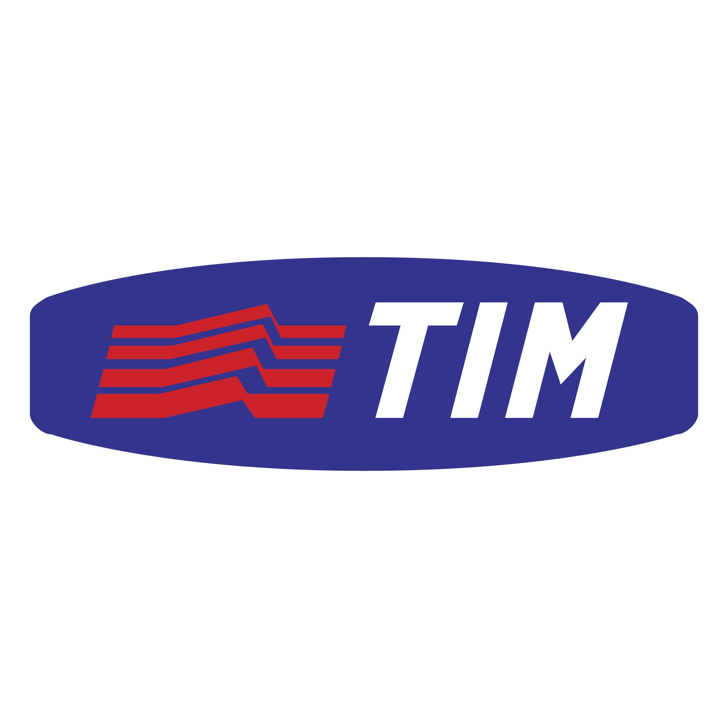 TIM Logo PNG Transparent & SVG Vector.