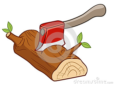 Timber Clip Art.