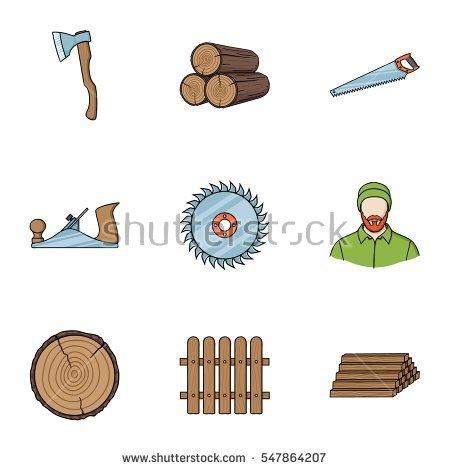 Timbers Stock Vectors, Images & Vector Art.