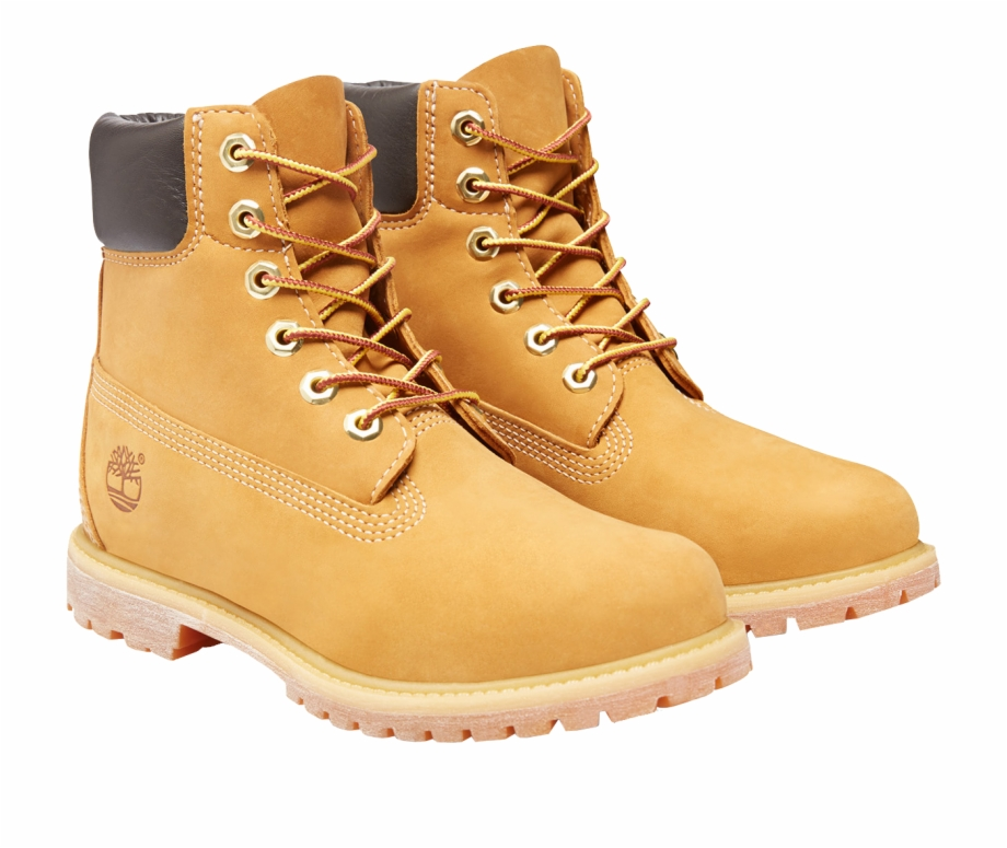 Timberland Boots Png.