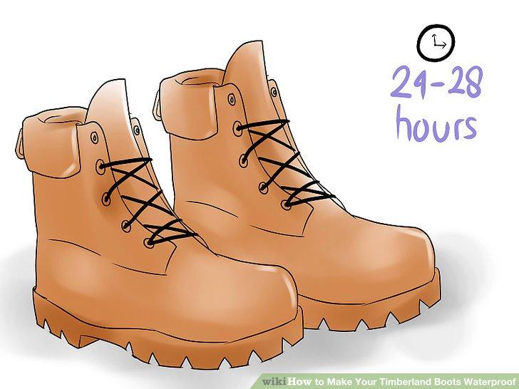 Timberland Waterproof Boots Spray.