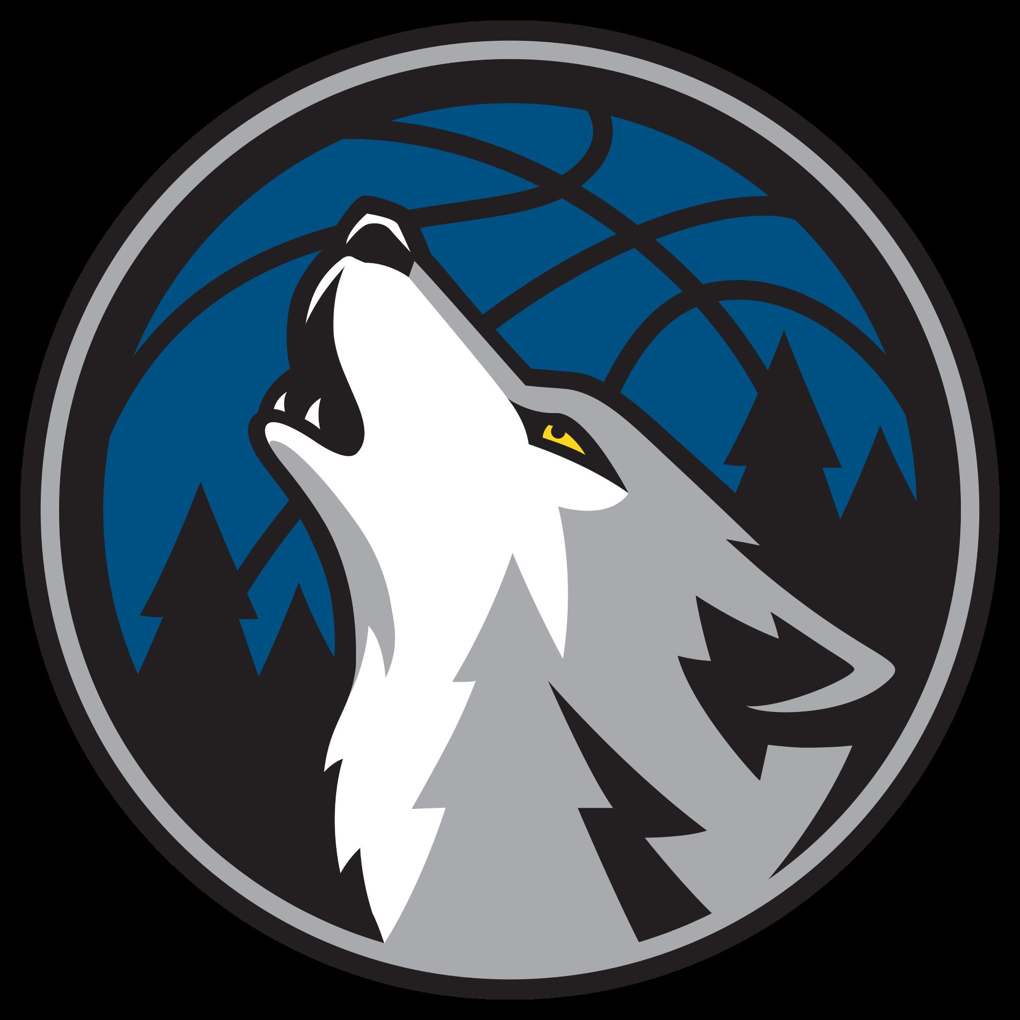 Minnesota Timberwolves Logo Png.