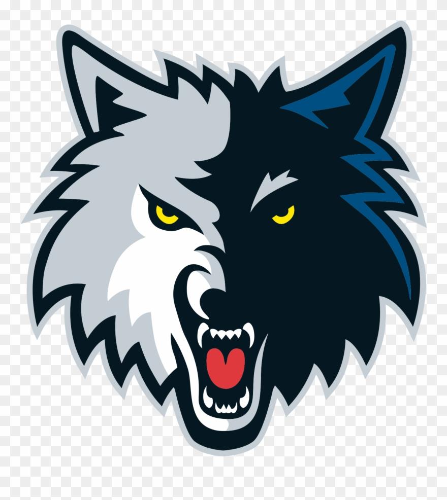 Minnesota Timberwolves Clipart Swirl.