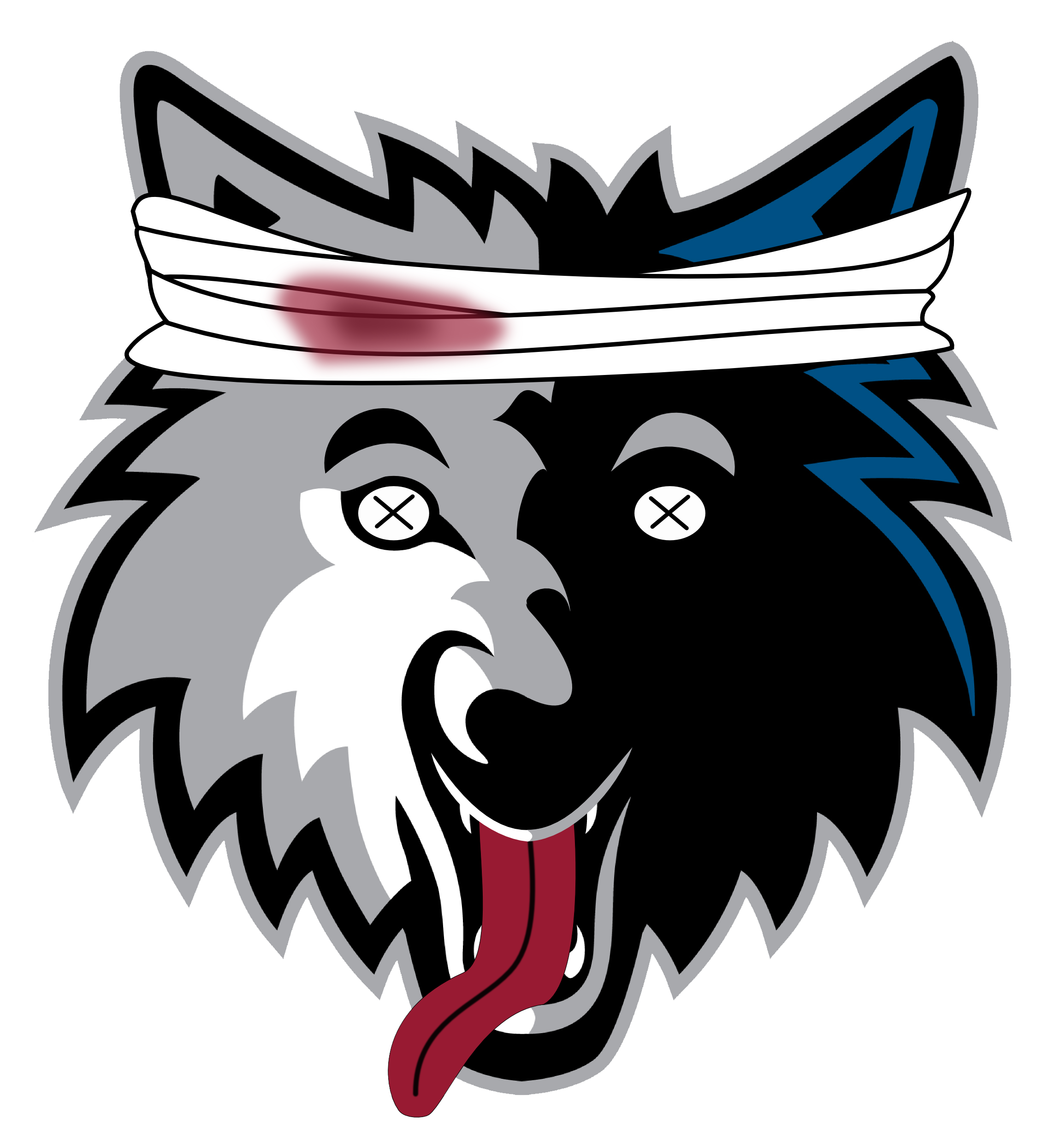 Download Timberwolves Logo PNG Clipart.