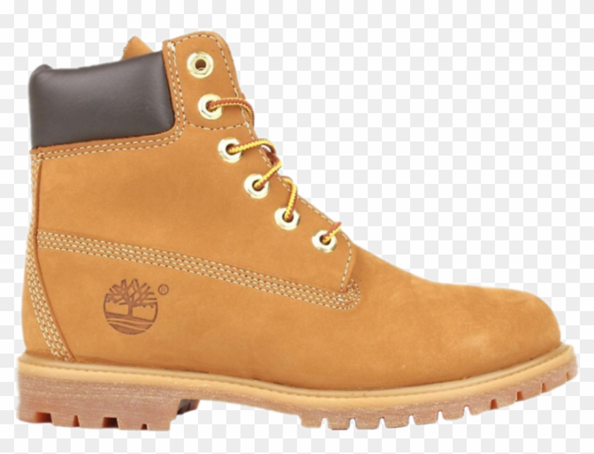 Timbs Sticker.