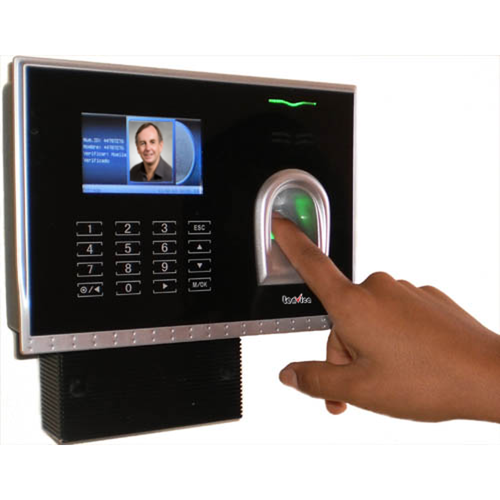 Access Control Time Attendance System.