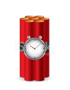 Time Bomb premium clipart.