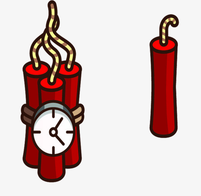 Time Bomb Clipart & Free Clip Art Images #16247.