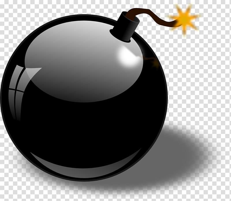 Bomb Explosion , time bomb transparent background PNG.