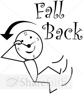 Time Change Clipart Free.