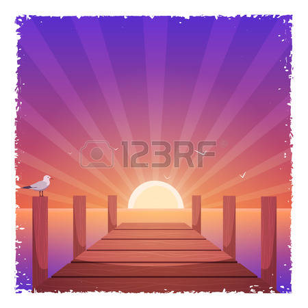 6,456 Dock Stock Vector Illustration And Royalty Free Dock Clipart.