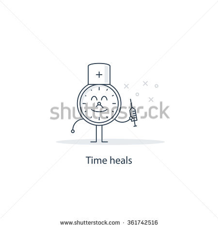 Time Heals All Wounds Stock Photos, Royalty.