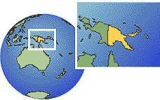 Current local time in Papua New Guinea.