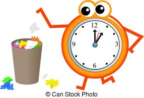 Waste time Stock Illustrations. 751 Waste time clip art images and.