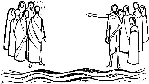Clipart second sunday in ordinary time year 2016 c.