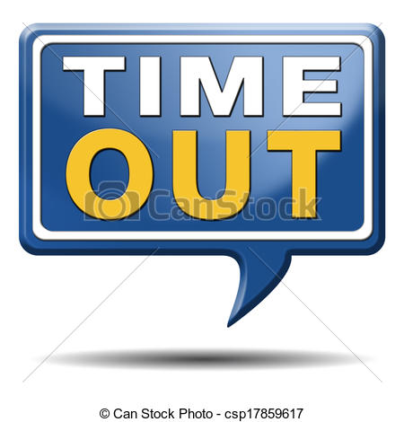 Time Out 20clipart.