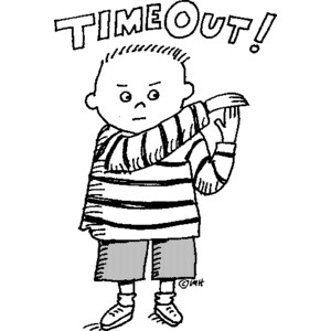 Timeout clipart.