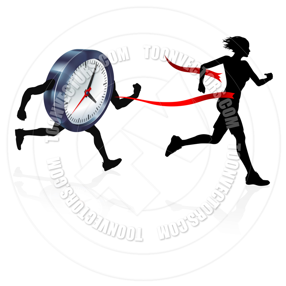 Time Pressure Concept by GeoImages.