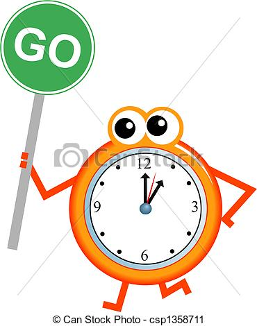 Time Stock Clipart Clipground