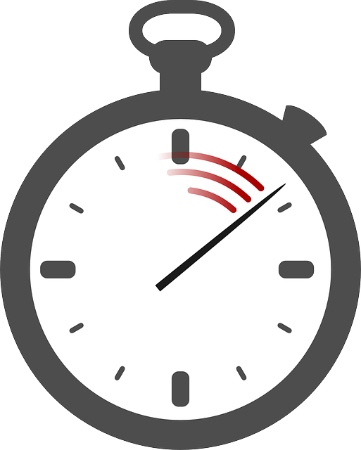 Time Timer Clipart.
