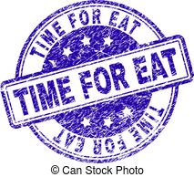 Time for eat Stock Illustration Images. 1,423 Time for eat.