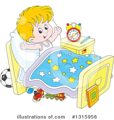 Bed Time Clipart #1315958.