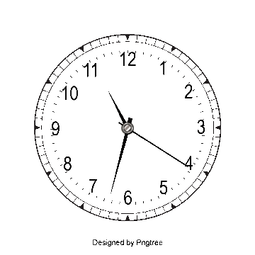 The Second Minute Hour Clock, Clock, Watch Surface, Time PNG.