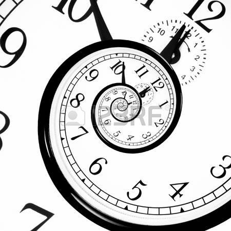 time travel machine clip