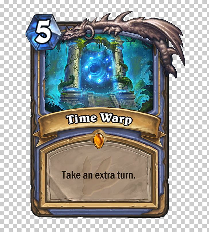 Hearthstone YouTube Open The Waygate Game Time Warp PNG.