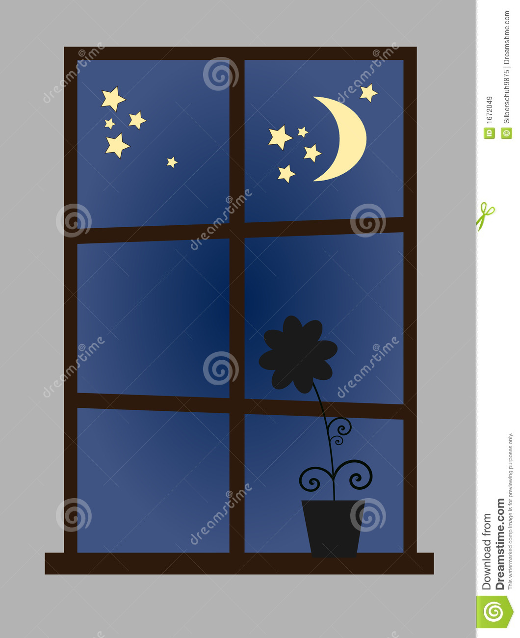 Time window clipart #10