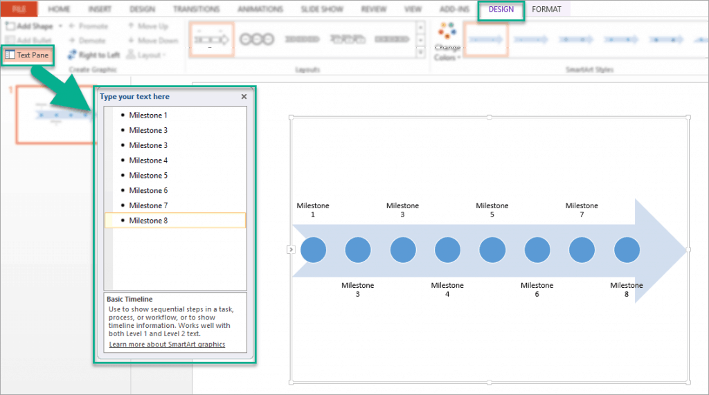 How To Make A Timeline In PowerPoint.