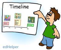 Timeline Clipart.