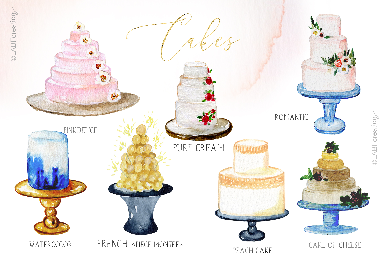 Wedding watercolor timeline & story creator.