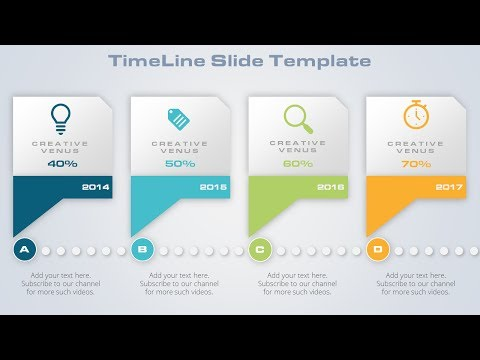 How To Design Timeline Graphics for Business Slide in.