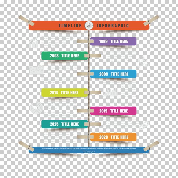 Infographic Timeline Template Illustration, creative ppt.