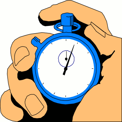 Stopwatch Timer Clipart.