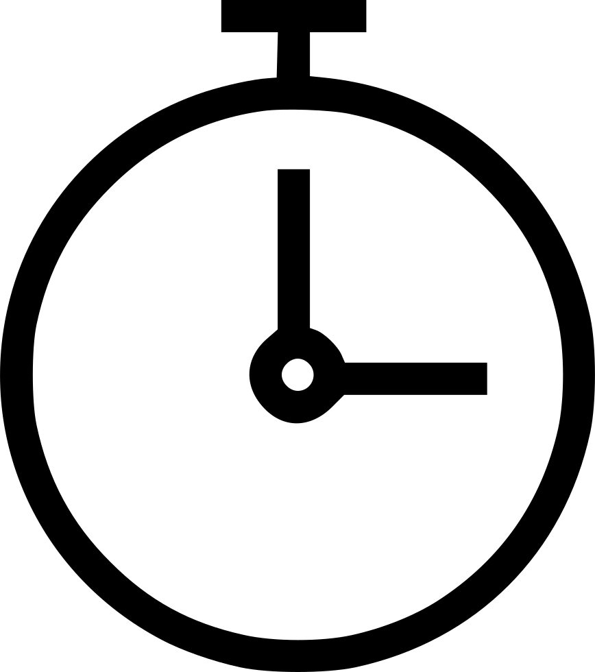 Timer Svg Png Icon Free Download (#566663).
