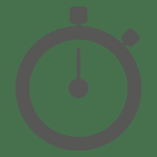Stopwatch timer stroke icon.