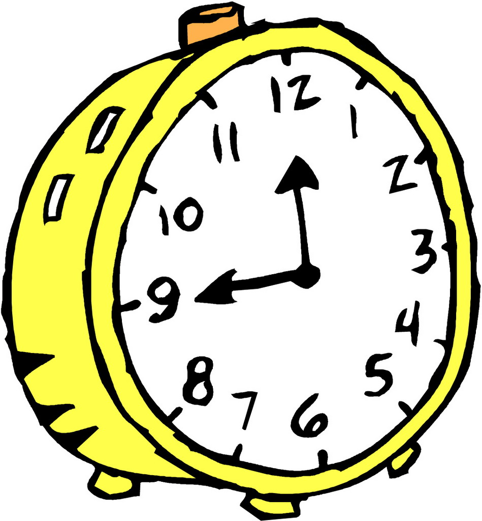 Time Clipart.